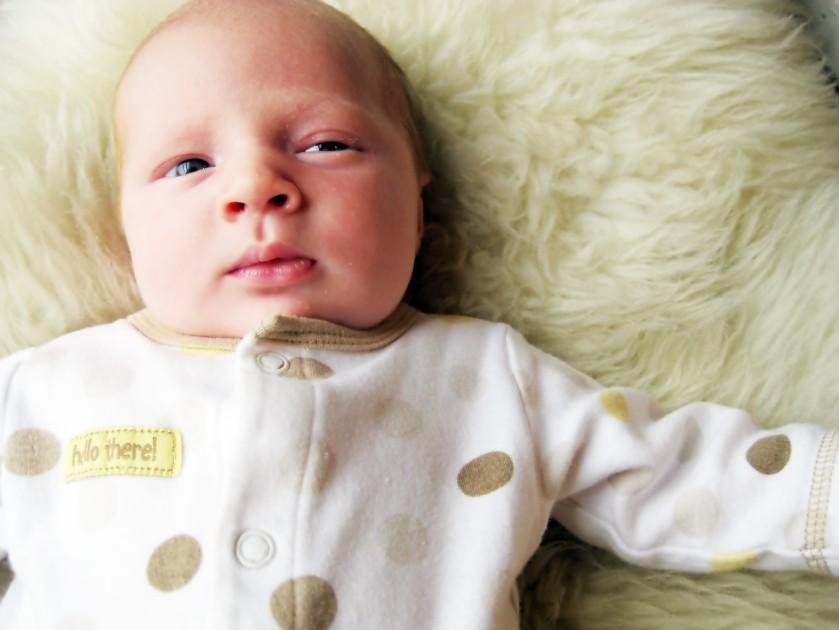 Samuel 1 month 3