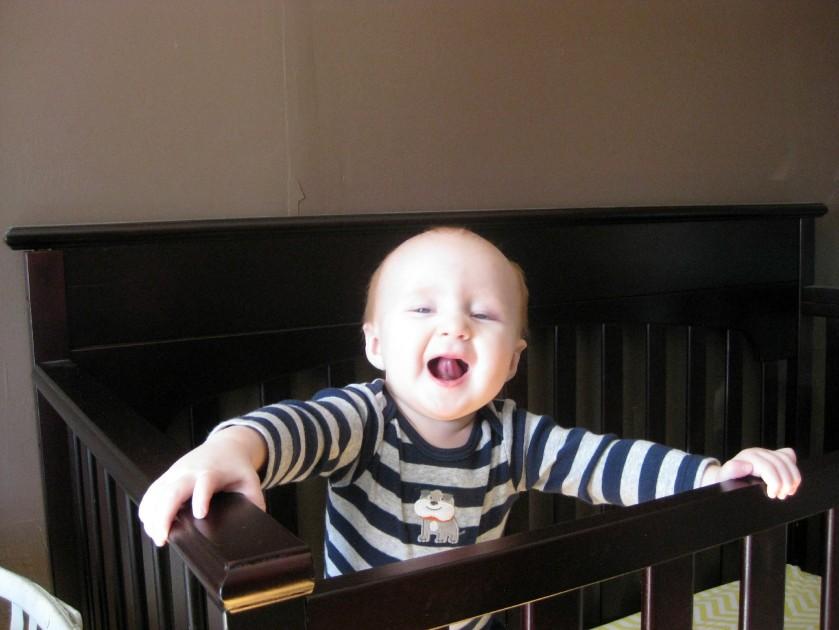 Samuel 9 Month 3
